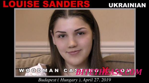Louise Sanders - Casting [FullHD 1080p]